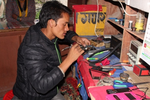 """Vocational Training stopped Sher Bahadur to sell Sweat in Arabian Countries"""
